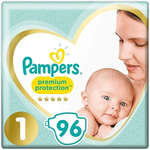 Pampers New Baby Premium Protection Taglia 1