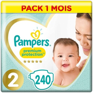 Pampers Premium Protection New Baby Taglia 2