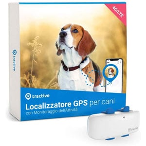 Tractive GPS per Cani