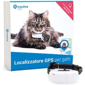 Tractive Localizzatore GPS per Gatti