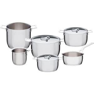 Alessi AJM100S7 Pots&Pans pentole per induzione