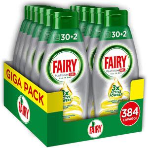 Fairy Platinum Gel