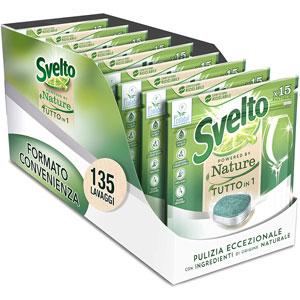 Svelto Powered By Nature