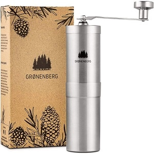 Groenenberg Macina caffè manuale