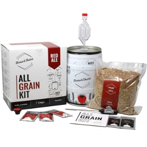 Brew & Share Kit Birra Red Ale