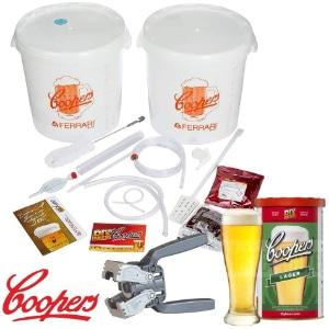 Ferrari Coopers Kit Fermentazione Birra