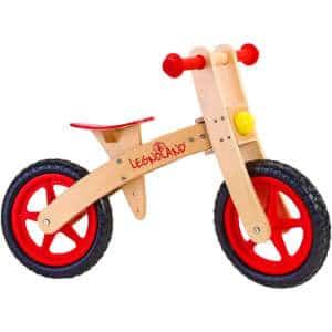 Legnoland 35483 Bicicletta in Legno senza Pedali