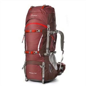 Mountaintop Zaino da Trekking 55L/65L