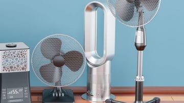 miglior ventilatore senza pale